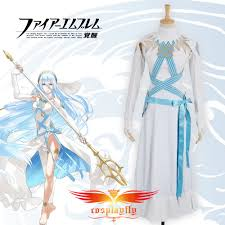 Fire <b>Emblem</b> Fates Birthright Aqua/<b>платье</b> «azura» косплэй костюм ...