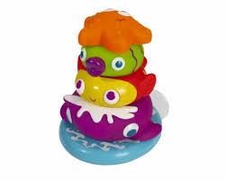 "<b>Игрушка для ванны Simba</b> ABC ""Пирамидка с животными ..."