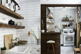 reclaimed wood antique kitchen