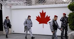 أوتاوا - السفارة الكندية في اسطنبول تلقت طرد به مسحوق أصفر