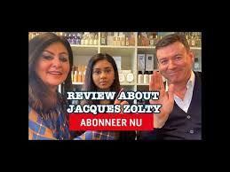 review about <b>jacques zolty</b> with parfumaria, nick and romy.