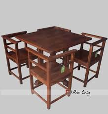 modern furniture manufacturer. Buy Very Stylish Modern Square Dining Table Set New With 4 Chairs Rise Only Is One Of The Best Furniture Manufacturers Manufacturer