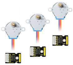 KS0327 Keyestudio <b>Stepper Motor</b> Drive Board + 5V <b>Stepper Motor</b> ...