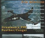Grumman F9F Panther and Cougar Fighters