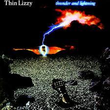 <b>Thin Lizzy</b> – <b>Thunder</b> and Lightning Lyrics | Genius Lyrics