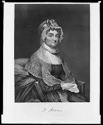 remember the ladies the first ladies edsitement share your class portraits of abigail adams