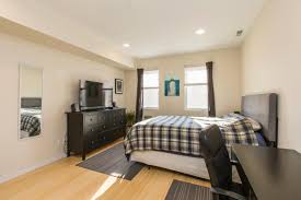 the bedroom features an open layout with ample natural lighting pamper yourself in the master bath which has a large shower with ample shower lighting