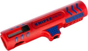 Универсальный <b>инструмент для удаления</b> оболочки KNIPEX KN ...