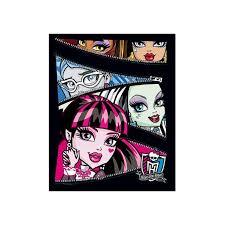 Интернет-магазин Тетрадь <b>Monster High</b> 40 листов клетка в ...
