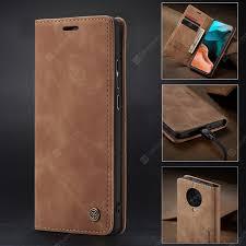 <b>Caseme</b> Magnetic Wallet Leather Flip Case for <b>Xiaomi</b> POCO F2 Pro ...