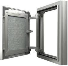 <b>Люк</b> ревизионный <b>алюминиевый под</b> плитку 600x600 мм ...