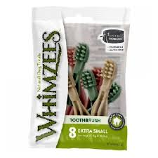 <b>Лакомство Whimzees Toothbrush Star</b> XS Зубная щетка для собак ...
