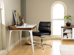 modern contemporary desk furniture home office architecture design chap website black white metal stainless steel architecture home office modern design
