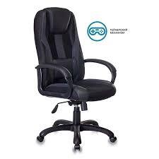 Купить <b>Кресло компьютерное</b> игровое <b>Бюрократ VIKING</b>-<b>9</b>/BLACK ...