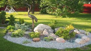 Small Picture Amazing Rock Garden Design Ideas Rock garden ideas for front
