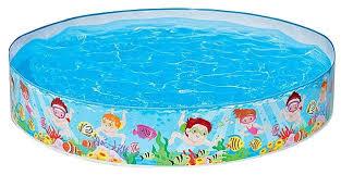 <b>Детский бассейн Intex Beach</b> Days 56451 Snapset — купить по ...
