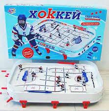 <b>настольная игра Хоккей</b> Евролига чемпионов <b>Shantou</b> - купить в ...