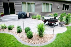 garden furniture patio uamp:  garden design with backyard patio design ideas patio traditional with backyard curb with bushes for landscaping