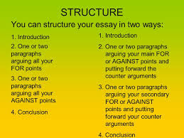 how to write a discursive essay planning planning is key to a  structure you can structure your essay in two ways  one or two paragraphs