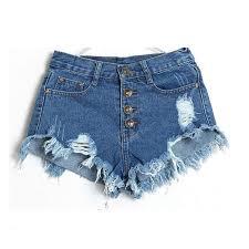 <b>Denim Shorts Women</b> 2018 Fashion <b>Ladies</b> Tassel <b>Hole</b> High Waist ...