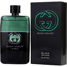 <b>Gucci Guilty Black</b> Pour Homme Edt | FragranceNet.com®