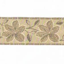 <b>Бордюр бумажный</b> (дуплекс) 622-14 коричневый 5.3 х 1000 см ...