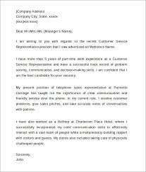 call center cover letter   handybytecustomer service cover letters     download free documents in pdf