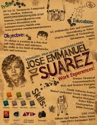 examples of creative graphic design resumes infographics creative resume by suarez