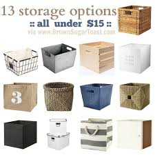 13 storage options for the kallaxexpedit system from ikea anew office ikea storage