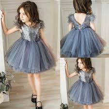 Toddler Kids Baby Girl <b>Clothes</b> Bowknot <b>Plaid</b> T shirt Tops <b>Party</b> ...