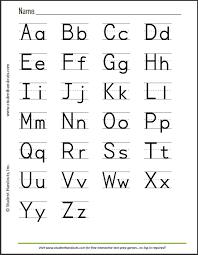 Free Worksheets   practice for kindergarten Practice For