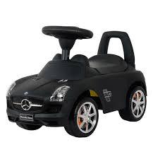 """<b>Каталка</b> детская """"<b>Mercedes</b>-<b>Benz SLS AMG</b> С197"""" (черная ..."""