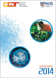 cqt highlight presenting cqt s annual report for  cqt annual report 2014 front cover