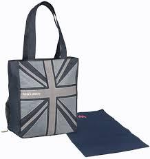 <b>Сумка для мамы Maclaren</b> Magazine Tote Denim Flag: купить в ...