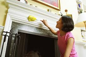housekeeping tips dusting advice best way to dust furniture