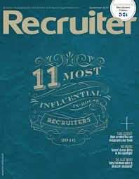recruiter 2017 by redactive media group issuu