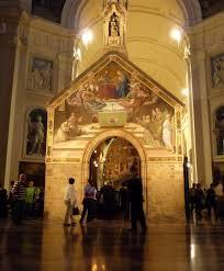Risultati immagini per Assisi Immagini santa maria degli angeli e la porziuncola