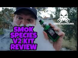 <b>Smok</b> - <b>Species</b> V2 <b>Kit</b> - Review - YouTube