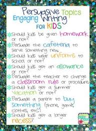 dont let the ojays and persuasive writing on pinterest organizing persuasive writing with color guest post by hannah braun  teacher approved