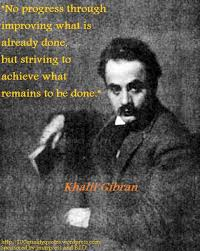 TOUCHING HEARTS: KHALIL GIBRAN - January 6, 1883 – April 10, 1931 ...