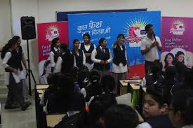 sms essay competition events sms varanasi page the talent search team of big magic was at sms varanasi today