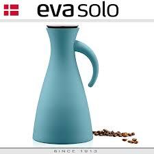<b>Кувшин</b>-термос VACUUM JUG голубой, <b>1 л</b>, <b>Eva</b> Solo (87565 ...