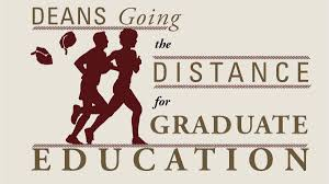 the graduate college texas state university deans going the distance for grad ed logo
