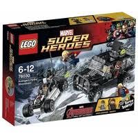 <b>Конструктор LEGO Marvel Super Heroes</b> 76030 Поединок ...