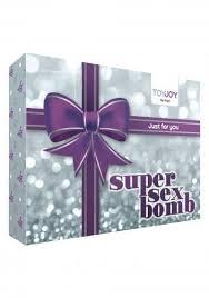 <b>Эротический Набор SUPER SEX</b> BOMB, фиолетовый 10107TJ ...