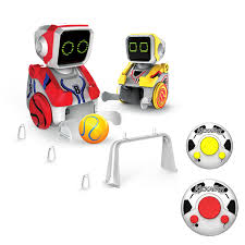 <b>Робот футболист</b> Кикабот Двойной набор | <b>YCOO</b>