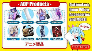 <b>Anime</b> Dakimakura Pillow Shop