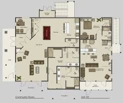 architecture office apartments cozy clubhouse main floor plan uncategorized elegant create your own house designs architectural drawings floor plans design inspiration architecture