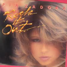 Zadora, Pia - Rock It Out/give Me Back My Heart (with Picture - zadorrrock