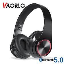 <b>B39</b> LED Colorful Breathing Lights Bluetooth 5.0 Headphone ...
